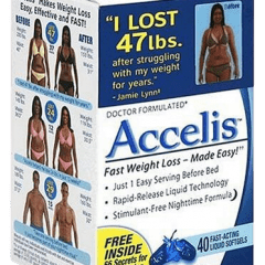 Is Accelis a Real and Effective Fat Burner?