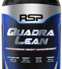 Quadralean Review:  More on this Thermogenic Fat Burner